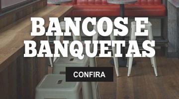 Bancos e Banquetas