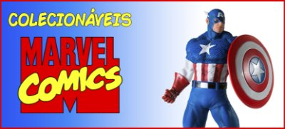Colecionaveis Marvel