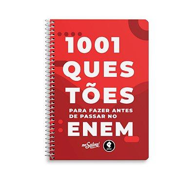 1.001 Questões para fazer antes de passar no ENEM