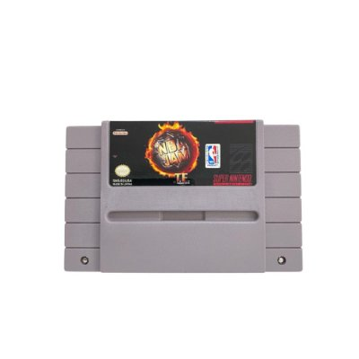 Fita Cartucho NBA JAM TE Super Nintendo SNES