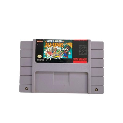 Fita Cartucho Super Mario All-Stars Super Nintendo SNES