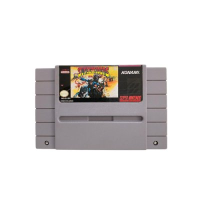 Fita Cartucho Sunset Riders Super Nintendo SNES