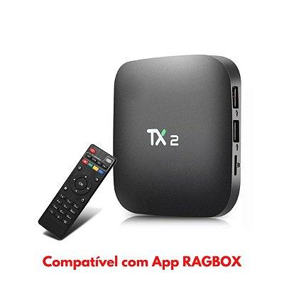 TV BOX TX2 4GB de RAM 16GB