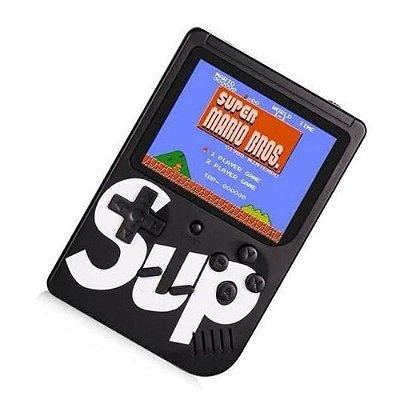 Mini Game Retrô com 400 Jogos 8 Bits