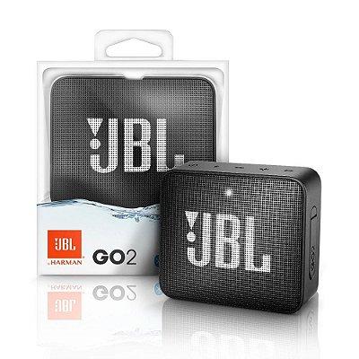 Caixa de Som JBL GO 2 - Bluetooth