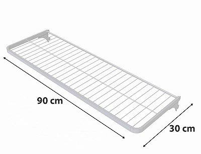 Prateleira Closet - 90 x 30 cm