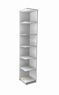 Armário Cantoneira - 45 x 230 x 41 cm