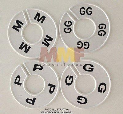 Pacote Numeradores Giratório - 80mm x 95mm