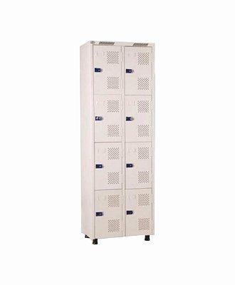 Roupeiro 8/4 Portas - 63 x 198 x 42 cm