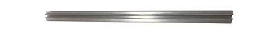 Perfil Alumínio Painel Canaletado Comporta - 275 cm