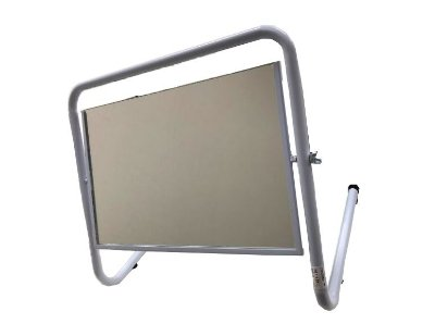 Moldura Com Espelho Para Calçados - 48 x 42 cm