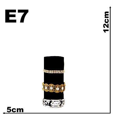 Expositor Veludo Porta Bracelete