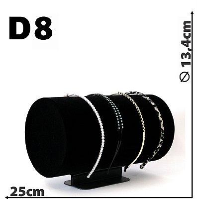 Expositor Veludo Tiara - 25 cm