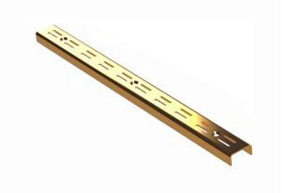 Cremalheira Dupla Ouro Velho 15 mm - 198 cm