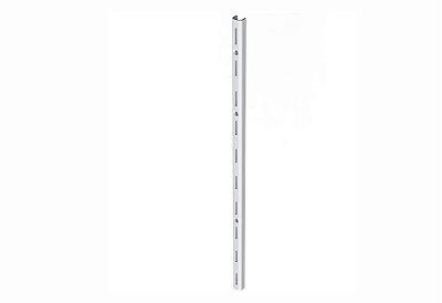 Cremalheira Simples Branca 18 mm - 122 cm