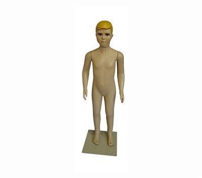 Manequim Plástico R.3230 Infantil Masculino