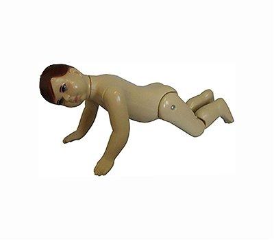 Manequim Plástico R.4157 Bebe Articulado Masculino