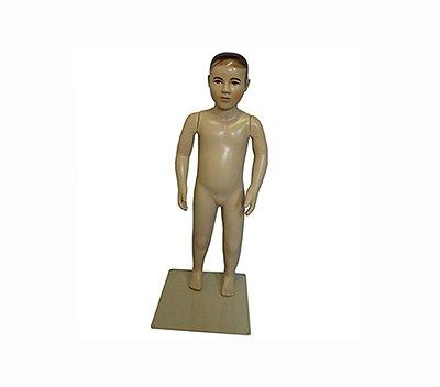 Manequim Plástico R.4248 Bebê Braço E Cabeça