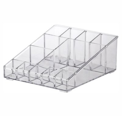 Organizador Cosméticos - 18,5 x 8 x 16,5 cm