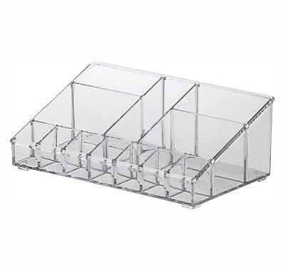 Organizador Cosméticos - 22 x 8 x 12,5 cm