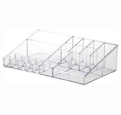 Organizador Cosméticos - 32 x 9 x 18,5 cm