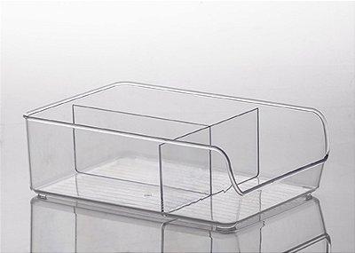Organizador Diamond Com Divisórias - 28 x 9 x 18 cm