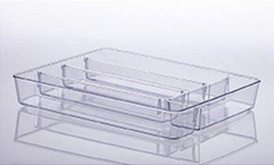Organizador Diamond com Divisória -  36 x 5 x 28 cm