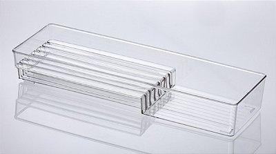 Organizador Diamond Para Facas - 42 x 6 x 13 cm