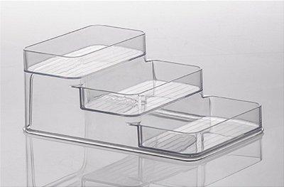 Organizador Diamond Triplo - 26 x 10 x 16 cm