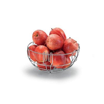 Fruteira De Mesa Querida - 24,5 x 12,5 x 24,5 cm