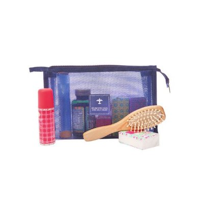 Travel Cosmetic Bag - Azul