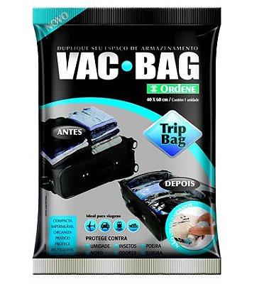 Saco Plástico Para armazenar Trip Bag Grande