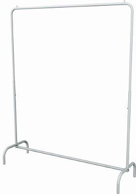 Arara Desfile Simples Articulável Altura Regulável - 120 x 110 até 200 cm