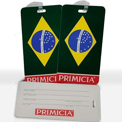 Etiqueta de identificação de bagagem Primicia