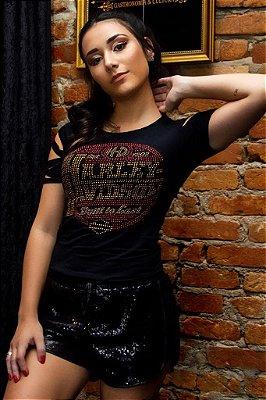 T-shirt Rock Harley Davidson