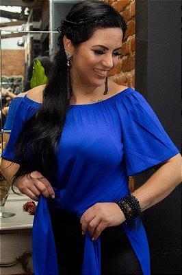 Blusa Max Azul