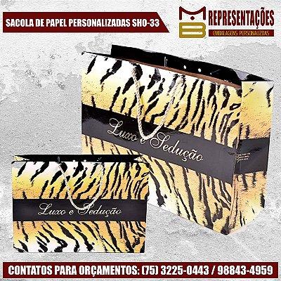 SACOLAS DE PAPEL PERSONALIZADAS HORIZONTAL - MB EMBALAGENS PERSONALIZADAS