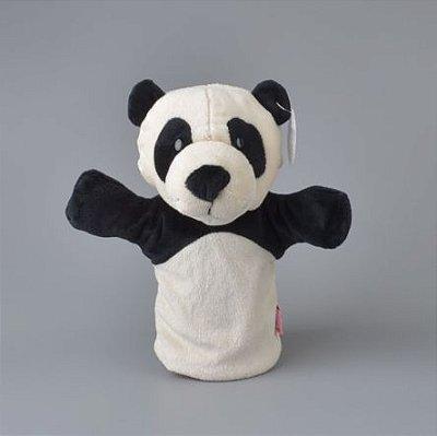 Fantoche de Mão Urso Panda 25cm