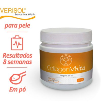 Collagen - Peptídeos bioativos de Colágeno Verisol para a pele (180g)