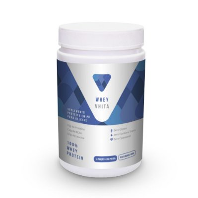 Whey Protein Concentrado sabor Neutro - 450g