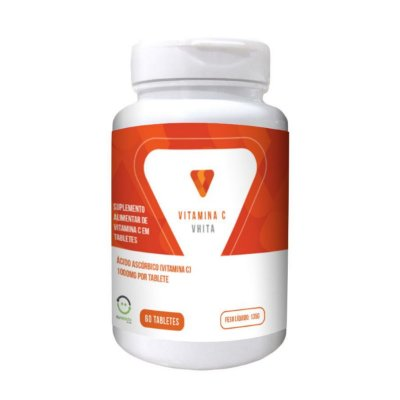 Vitamina C em Tabletes de 1g
