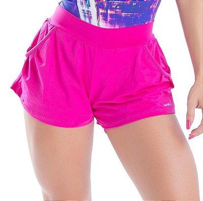 Short Running Pregas Rosa