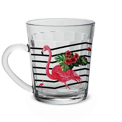 Caneca Americana Flamingo