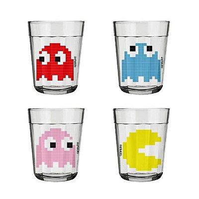 Copos Shot Pac-Man