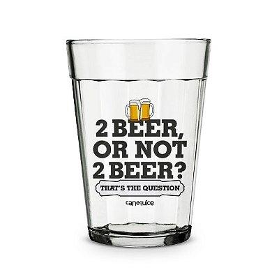Copo de Boteco 2 Beer