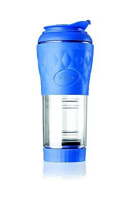 Cafeteira Pressca Azul