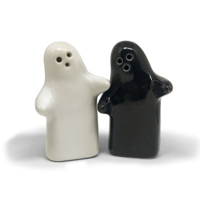 Saleiro e Pimenteiro Fantasma