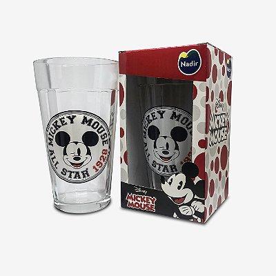 Copo Americano 450 ml Mickey Mouse All Star