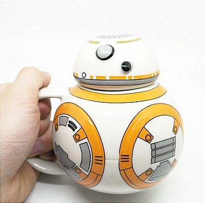 Caneca BB-8 3D - Stars Wars