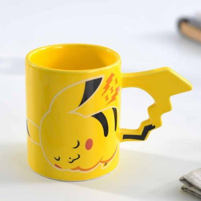 Caneca Pikachu 3D - Pokémon